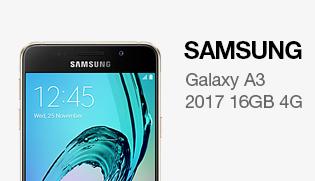 SAMSUNG Galaxy A3 2017 16GB 4G